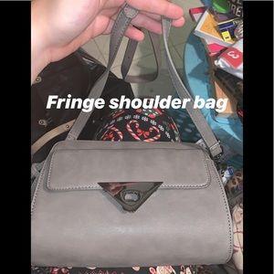 Charming Charlie fringe bag!!!